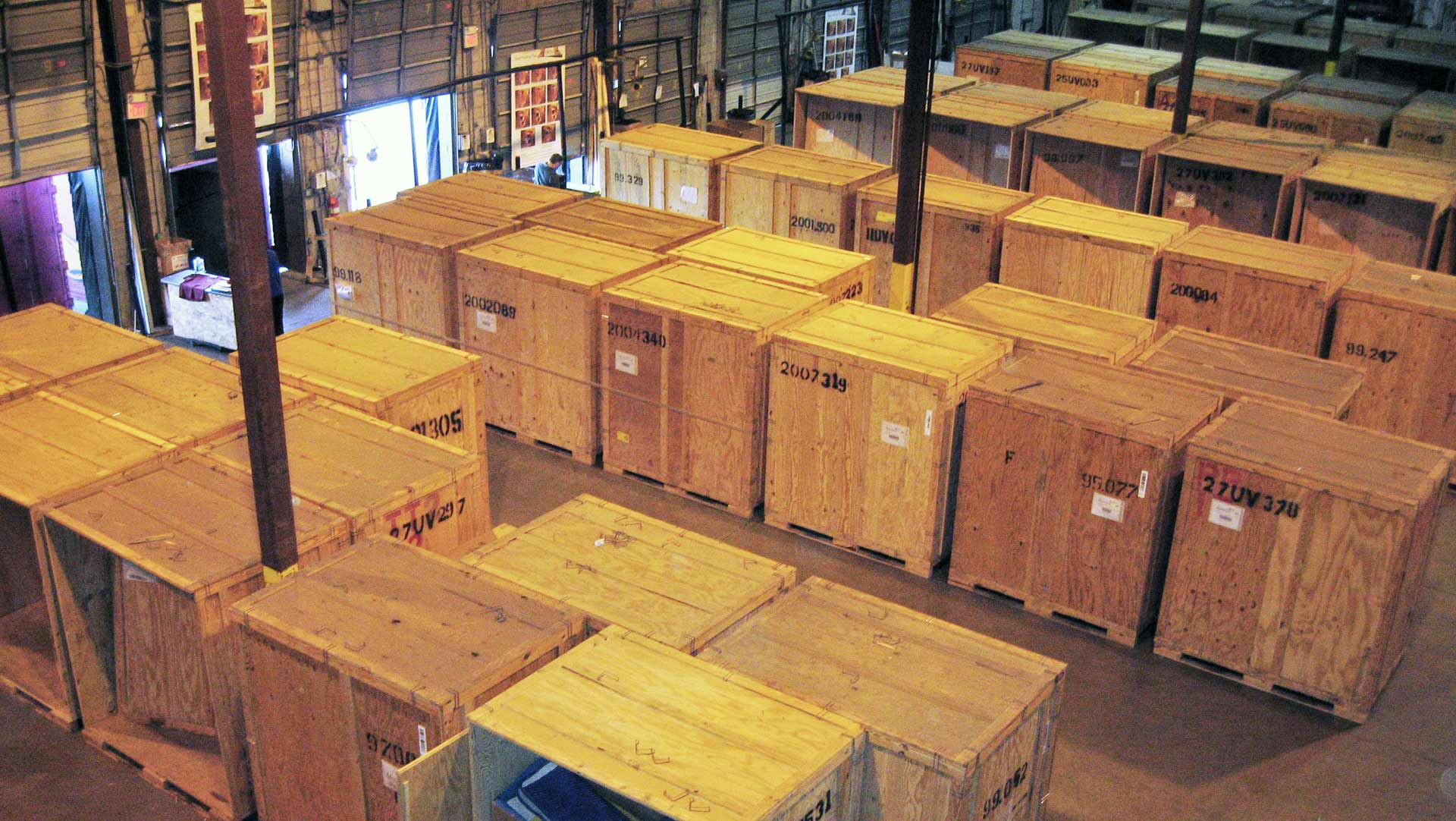 Transportable Storage and Transferring Container Providers Orlando